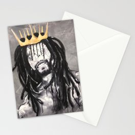 Naturally King 2 Stationery Cards