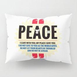PEACE! Pillow Sham
