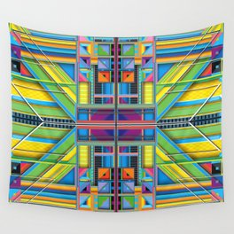 J.Series.30.Symmetrical Wall Tapestry