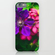 Flowers in Bloom iPhone 6s Slim Case