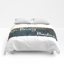 Enby Badass Comforters