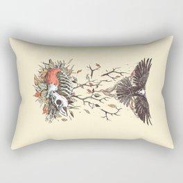 Eternal Sleep Rectangular Pillow