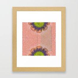 Stayship Raw Flower  ID:16165-073856-48551 Framed Art Print