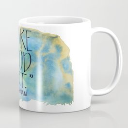 Neil Gaiman Wisdom Coffee Mug