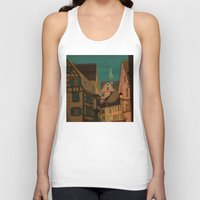 jazzberry Tank Tops featuring Evening by Megs stuff...
