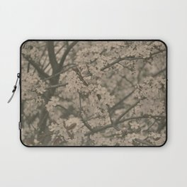 Pastel Flowers Laptop Sleeve