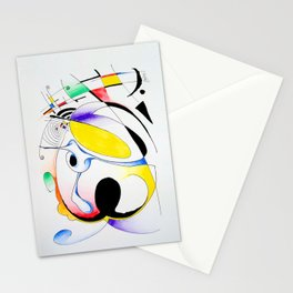 Shapes-1 Stationery Cards