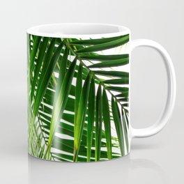 Palm Leaves #3 Coffee Mug