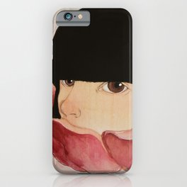 In Bloom :: I See You iPhone Case