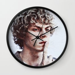 E. P. Outcast Wall Clock