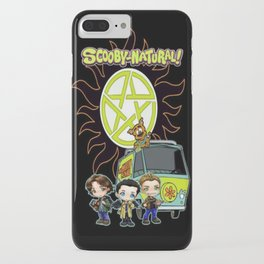 Scoobynatural And The Crew iPhone Case
