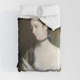 Sir Joshua Reynolds - Anne, Countess of Strafford (c. 1715 - 1785) Comforters