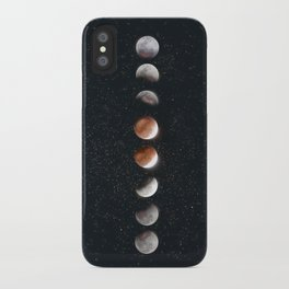 Phases of the Moon II iPhone Case