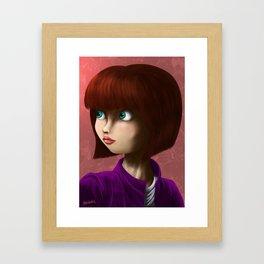 Girls (#2) Framed Art Print