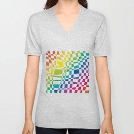 colorfull Unisex V-Neck