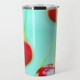 Red cherries Travel Mug