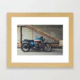 Eight Sixty Five Framed Art Print