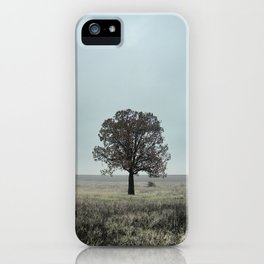 Still Alone iPhone Case