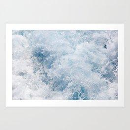 Rapids Art Print