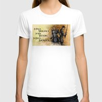 "dragon age T-shirts featuring Dragon Age - Grey Wardens by Barbara ""Yuhime"" Wyrowińska"