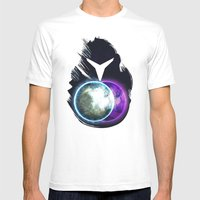 Metroid Prime 2: Echoes White MEDIUM Mens Fitted Tee