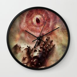 Full Metal Alchemist Wall Clock