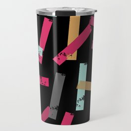 KISOMNA #3 (Black BG) Travel Mug