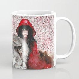 Caperucita Roja y el Lobo Coffee Mug