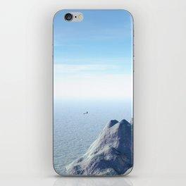 Frozen Trek iPhone Skin
