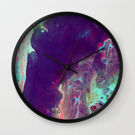 vida loca Wall Clock
