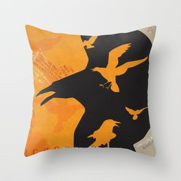 Alfred's quotes Throw Pillow