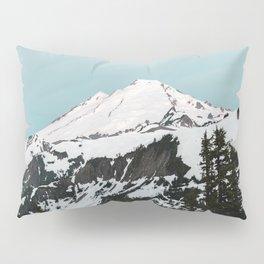 Turquoise Sky Mt. Baker Pillow Sham