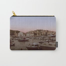 Croatian Harbour Carry-All Pouch