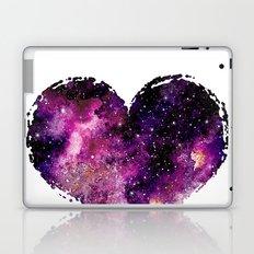 Galaxy Heart 01 Laptop & iPad Skin