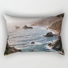 Big Sur Coast Rectangular Pillow