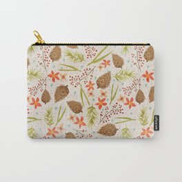Quiet Walk In The Forest - A Soft And Lovely Pattern Carry-All Pouch
