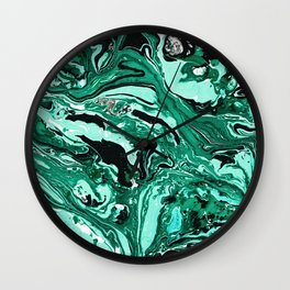 Marble texture 3 Wall Clock
