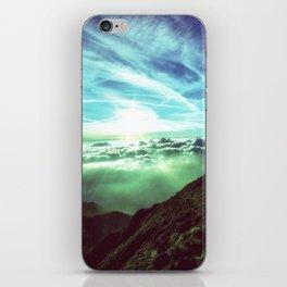 In the mountain iPhone Skin