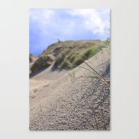 dune Canvas Prints featuring Dune by  Agostino Lo Coco
