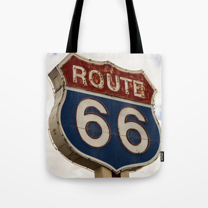U.S. Route 66  Tote Bag