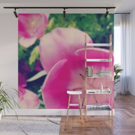 Timid Tulipa Wall Mural