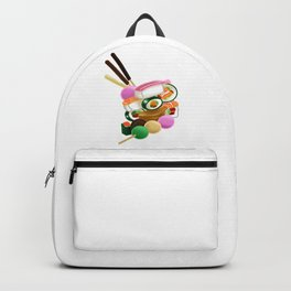 Sushi and Sweets - Full design Backpack