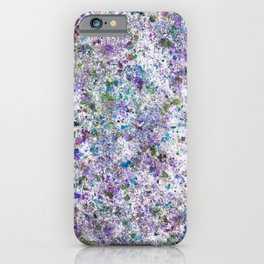 Abstract Artwork Colourful #6 iPhone Case