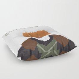 Scut Farkus! What A Rotten Name! Floor Pillow
