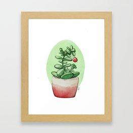California Christmas 1 Framed Art Print