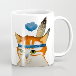 LITTLE QUIET CLOUD by Raphaël Vavasseur Coffee Mug