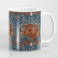 ravenclaw Mugs featuring Ravenclaw by Cryptovolans