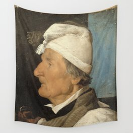 Jean-Jacques Henner - Le menuisier Wall Tapestry