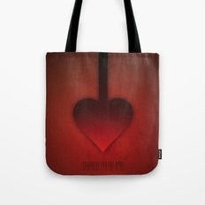SMOOTH MINIMALISM - Sympathy For The Devil Tote Bag
