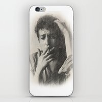 dylan iPhone & iPod Skins featuring Dylan by EclipseLio